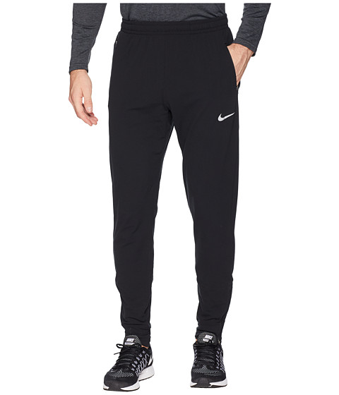 Imbracaminte Barbati Nike Therma Pants Essential Black