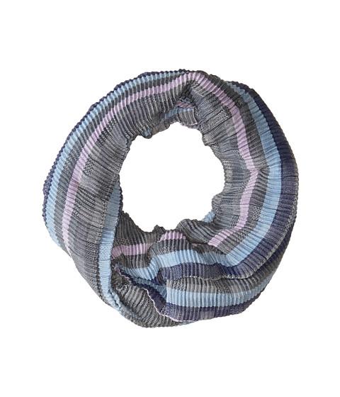Accesorii Femei Steve Madden Pleated Stripe Infinity Day Wrap Navy