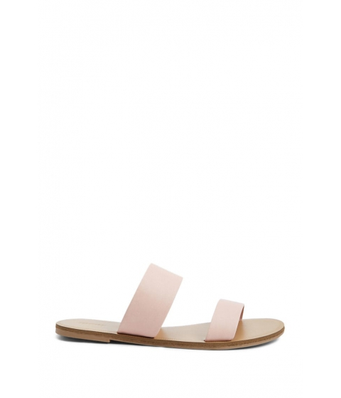 Incaltaminte Femei Forever21 Strappy Flat Sandals BLUSH