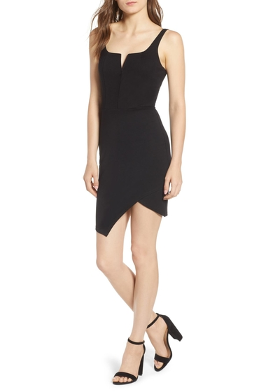 Imbracaminte Femei Soprano Body-Con Dress BLACK