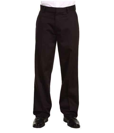 Imbracaminte Barbati Dockers Never-Irontrade Essential Khaki D3 Classic Fit Flat Front Pant Black