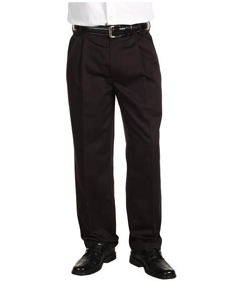 Imbracaminte Barbati Dockers Never-Irontrade Essential Khaki D3 Classic Fit Pleated Black