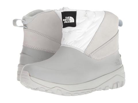 Incaltaminte Femei The North Face Yukiona Ankle Boot Tin GreyTNF White