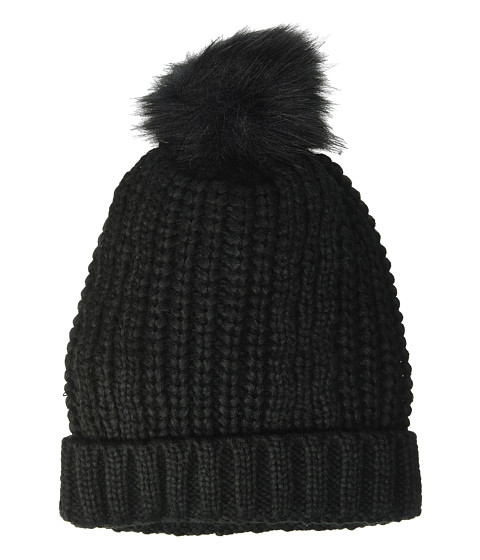 Accesorii Femei Michael Stars Frosty Fur Beanie Black