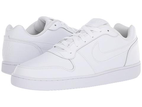 Incaltaminte Barbati Nike Ebernon Low WhiteWhite