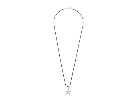 Bijuterii Femei French Connection Star Pendant Necklace 30quot Teal