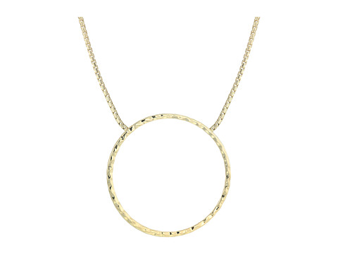 Bijuterii Femei French Connection Ring Pendant 18quot Necklace Gold
