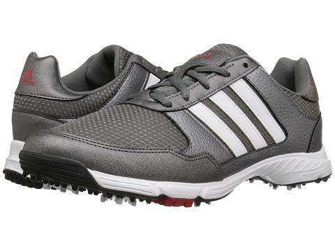 Incaltaminte Barbati adidas Golf Tech Response Iron MetallicFtwr WhiteCore Black