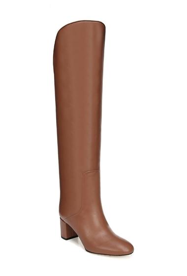 Incaltaminte Femei Via Spiga Nair Knee High Boot Women WOOD