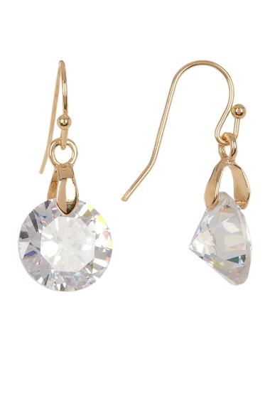 Bijuterii Femei Joe Fresh Single Stone Drop Earrings NO COLOR