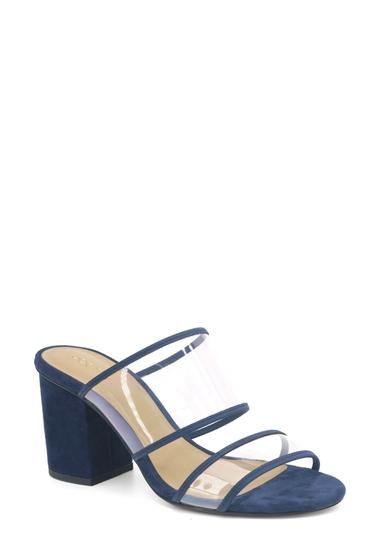 Incaltaminte Femei Joe's Jeans Janette Sandal Women NAVY