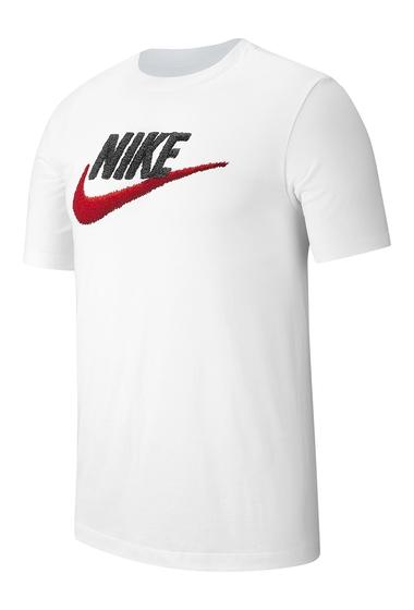 Imbracaminte Barbati Nike Brand Mark Tee 100 WHITEUNVRED
