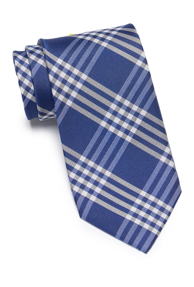 Accesorii Barbati Tommy Hilfiger Four Stripe Grid Tie - XL COBALT
