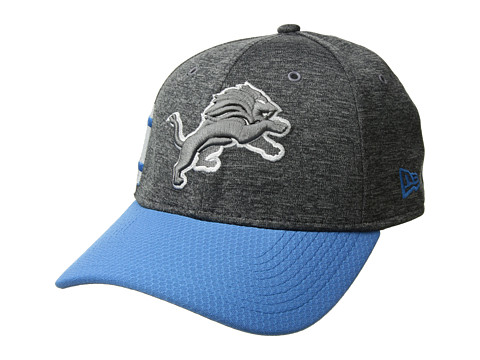 Accesorii Barbati New Era Detroit Lions 3930 Home Dark Grey