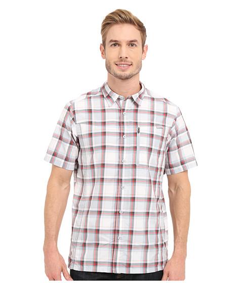 Imbracaminte Barbati Columbia Silver Ridgetrade Plaid SS Shirt Super Sonic Plaid