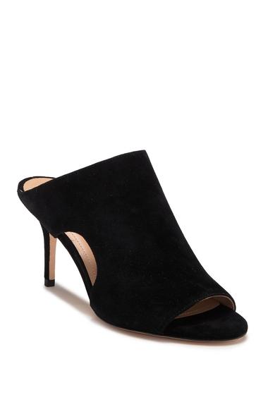 Incaltaminte Femei Pour La Victoire Zandra Mule Sandal BLACK