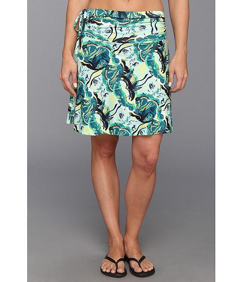 Imbracaminte Femei Patagonia Lithia Convertible Skirt Deep Sea SkirtDesert Turquoise