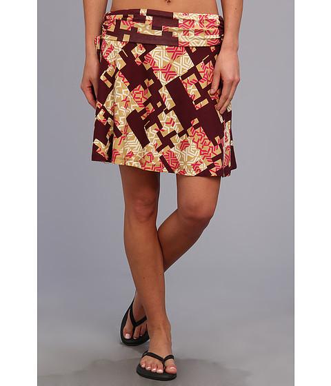 Imbracaminte Femei Patagonia Lithia Convertible Skirt Geo-LuxDark Currant