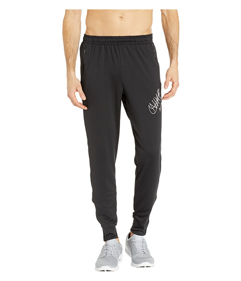 Imbracaminte Barbati Nike Essential Knit Pants Graphics BlackReflective Silver