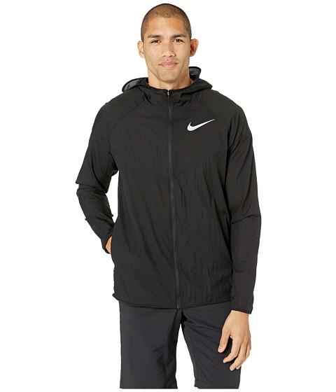Imbracaminte Barbati Nike Windrunner BlackBlackBlackReflective Silver
