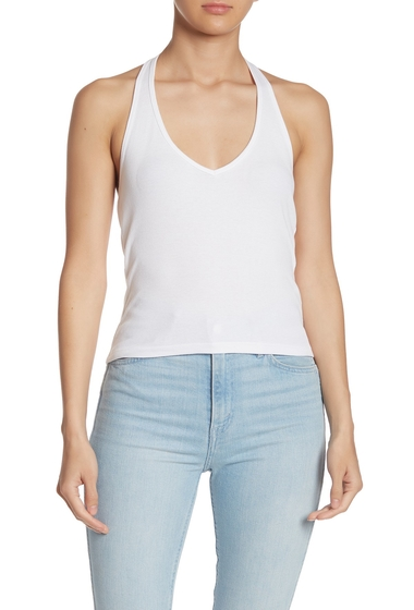 Imbracaminte Femei Abound Solid Halter Top WHITE