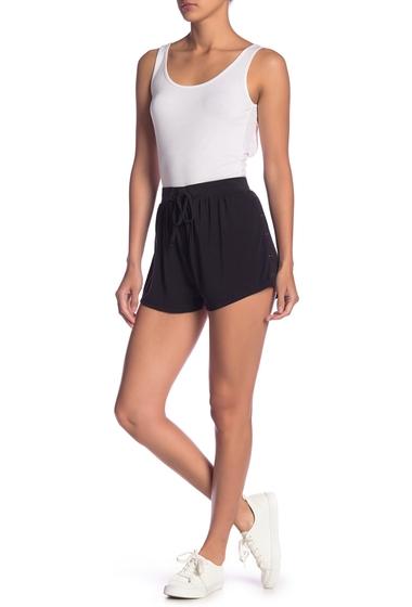 Imbracaminte Femei BB Dakota Drawstring Shorts BLACK