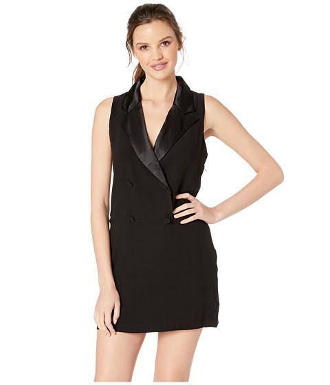 Imbracaminte Femei BB Dakota She Means Business Tuxedo Dress Black