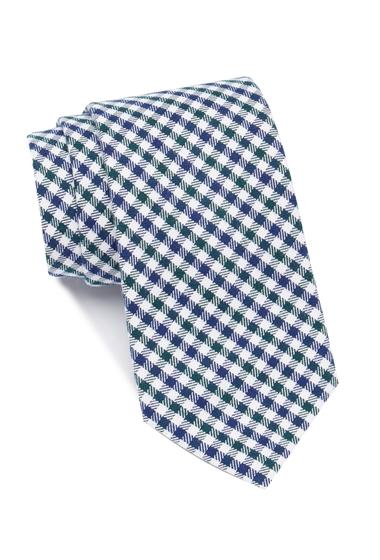 Accesorii Barbati Tommy Hilfiger Preppy Micro Plaid Tie GREEN