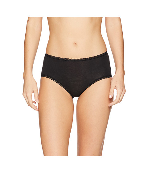 Imbracaminte Femei Cosabella Soft Cotton Hotpants BlackLorena