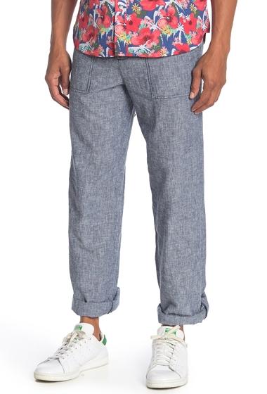 Imbracaminte Barbati Joe Fresh Solid Pants POWDER BLUE