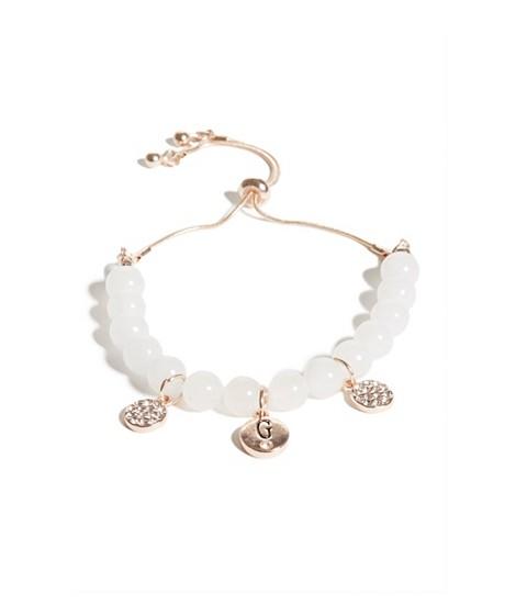 Bijuterii Femei GUESS Rose Gold-Tone Beaded Bracelet rose gold