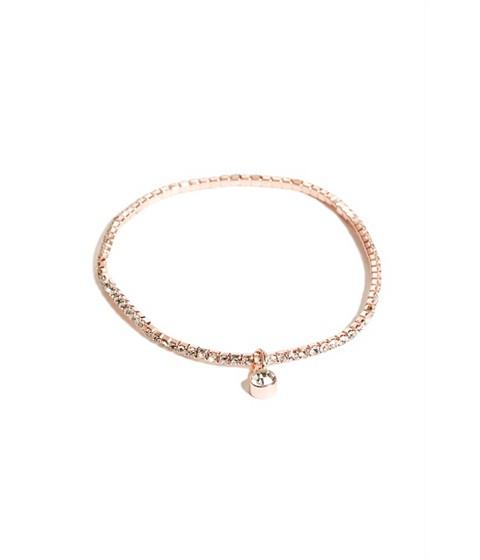 Bijuterii Femei GUESS Rose Gold-Tone Rhinestone Stretch Bracelet rose gold