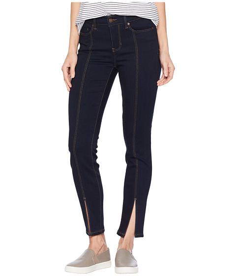 Imbracaminte Femei Liverpool Abby Ankle Front Slit in Super Soft Stretch Denim Jeans in Indigo Rinse Indigo Rinse