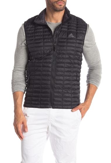 Imbracaminte Barbati adidas Flyloft Quilted Zip Front Vest BLACKUTIB