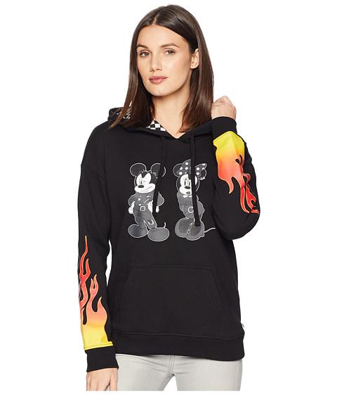 Imbracaminte Femei Vans Mickey's 90th Punk Mickey Hoodie Black