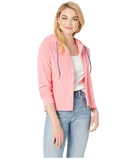 Imbracaminte Femei Vans Breezy Zip Hoodie Strawberry Pink