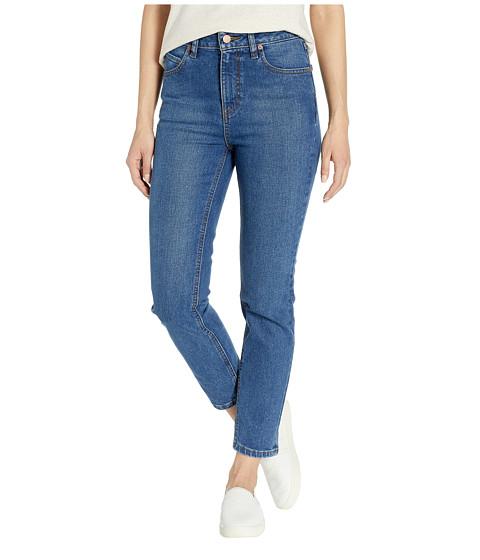 Imbracaminte Femei Volcom Vol Stone Jeans in Harbor Blue Harbor Blue