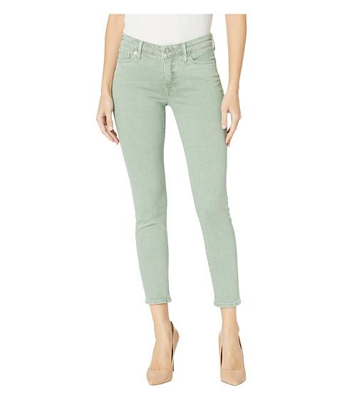 Imbracaminte Femei Lucky Brand Ava Skinny Jeans in Iceberg Green Iceberg Green