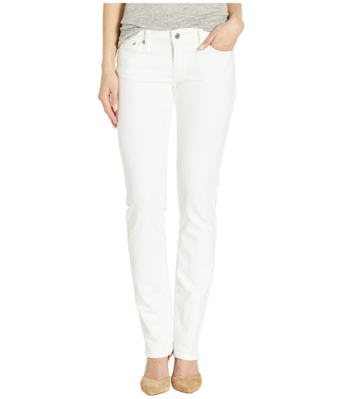 Imbracaminte Femei Lucky Brand Sweet Straight Jeans in Clean White Clean White