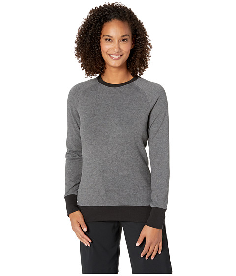 Imbracaminte Femei adidas Rangewear Layering Crew Black Heather