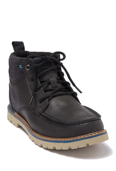 Incaltaminte Barbati TOMS Hawthorne Waterproof Boot GREY