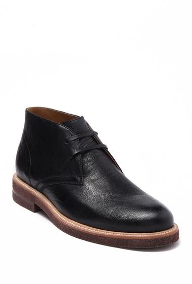Incaltaminte Barbati Donald Pliner Leon Leather Chukka Boot BLACK