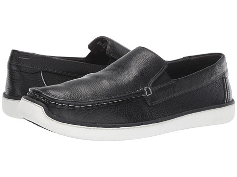 Incaltaminte Barbati Hush Puppies Toby Venetian Black Leather