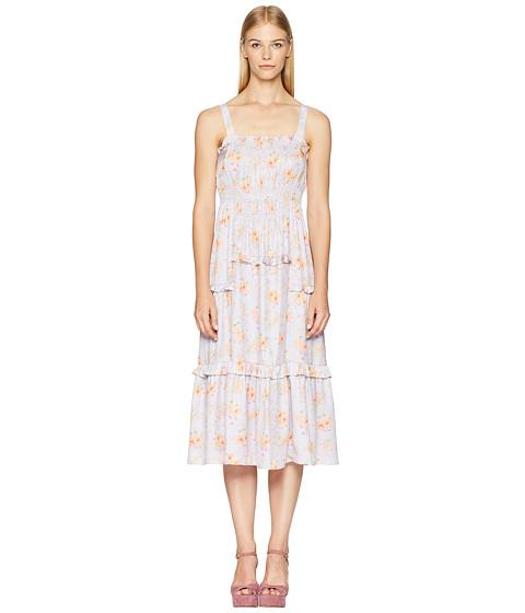 Imbracaminte Femei Rebecca Taylor Sleeveless Emilia Tank Dress Lavender Combo