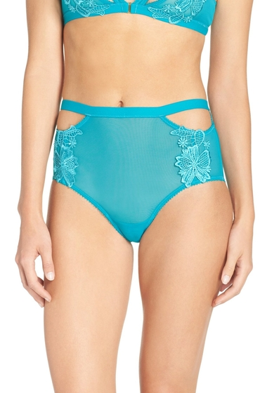 Imbracaminte Femei Honeydew Intimates Erica Cutout Hipster Briefs STAINED GLASS