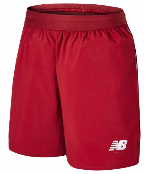 Imbracaminte Barbati New Balance Men's LFC Home Short - Jonk Red