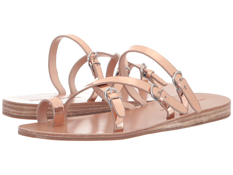 Incaltaminte Femei Sigerson Morrison Kaley Rose Gold Nappa Luxe