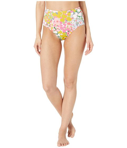 Imbracaminte Femei Kate Spade New York High-Waist Bikini Bottoms Multi