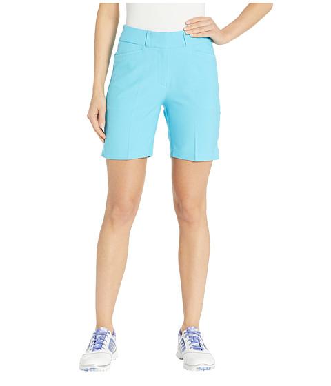 Imbracaminte Femei adidas Golf Club 7quot Solid Shorts Bright Cyan