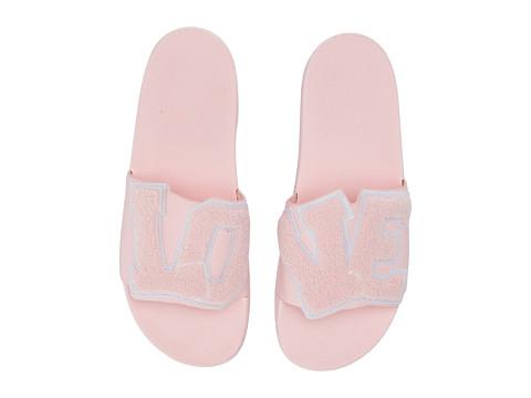 Incaltaminte Femei Tory Burch Love Slide Bright Cotton PinkBright Cotton PinkSnow White
